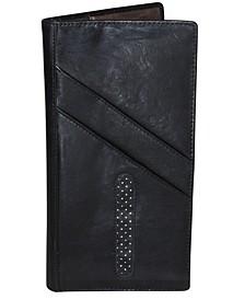 Alpha RFID Passport Travel Wallet