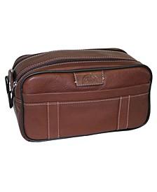 Country Saddle Soft Sided Multi-Zip Travel Kit