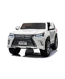 Best Ride On Cars Officially Licensed Lexus LX-570 Ride On Car