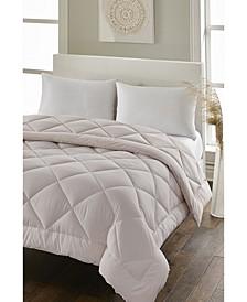 Loftworks High-loft All Season White Goose Down Alternative Comforter - Twin