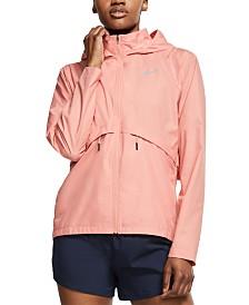 Nike Essential Packable Hooded Running Jacket