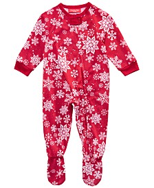 Matching Family Pajamas Baby Merry Pajamas, Created For Macy's