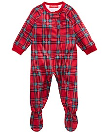 Matching Baby Brinkley Plaid Created for Macy's