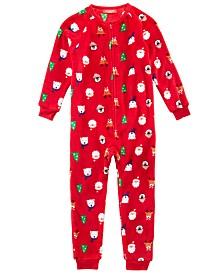 Matching Family Pajamas Kids Santa and Friends Pajamas, Created for Macy's