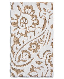 "Paisley 19"" x 34"" Bath Rug, Created for Macy's"