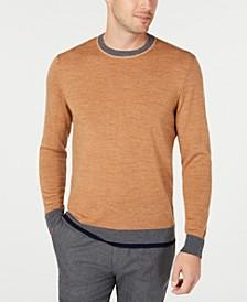 Men's Merino Sweater, Created for Macy's