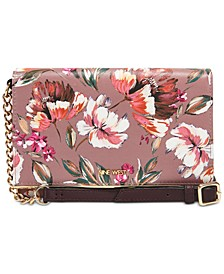 Floral Meadows Wallet On A String