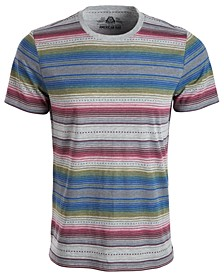 Men's Blanket Stripe T-Shirt, Created for Macy's