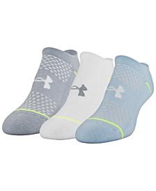 3-Pk. Phenom No-Show Women's Socks