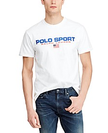 Ralph Lauren Men's Big & Tall Classic Fit T-Shirt