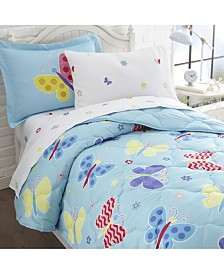 Wildkin's Butterfly Garden Sheet Set - Full