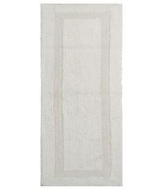 "Affinity Linens Oversized Cotton Luxury Soft Reversible 24"" x 60"" Bath Rug"