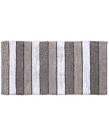 """Affinity Linens Soft Micro Chenille Oversized 22"""" x 60"""" Bath Rug"""