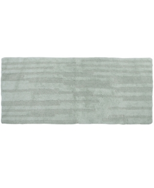 "Image of Affinity Linens Super Soft Reversible Textured Oversized 22"" x 60"" Bath Rug Bedding"