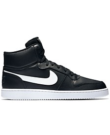 Men's Ebernon Mid Casual Sneakers from Finish Line