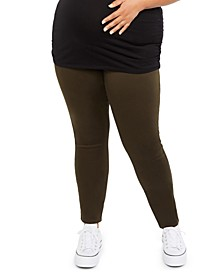 Plus Size The Bella Secret Fit Belly Skinny Leg Pants
