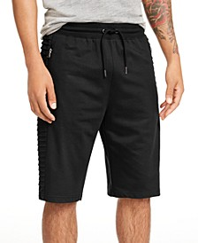 INC Men's Ribbed Shorts, Created for Macy's