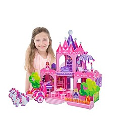 Pink Palace 3D Puzzle