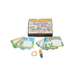 Melissa and Doug Water Wow - Splash Cards Shapes, Numbers and Colors