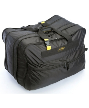 """Image of A. Saks 26"""" Expandable Soft Suitcase"""