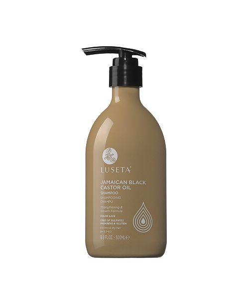 Luseta Beauty Inc Luseta Jamaican Black Castor Oil Shampoo 16.9 Ounces