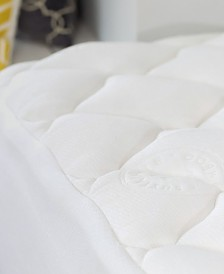 eLuxury Extra Thick Bamboo Mattress Pad