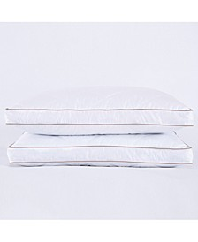 Quilted Pillow King Set of 2