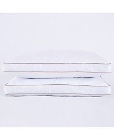 Puredown Quilted Pillow King Set of 2