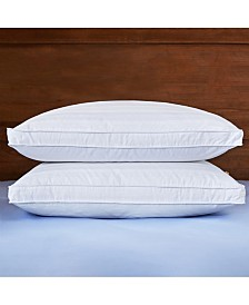 Puredown Gusset Pillow with Pillow Protector Collection