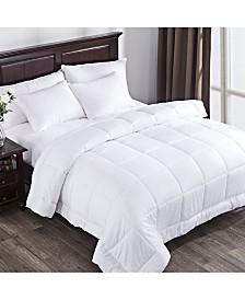 Puredown Dobby Dot Alternative Comforter Full