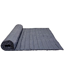 Goose Down Indoor/Outdoor Camping Blanket