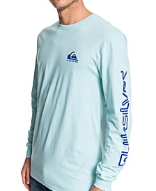 Men's Omni Logo Long Sleeve T-Shirt