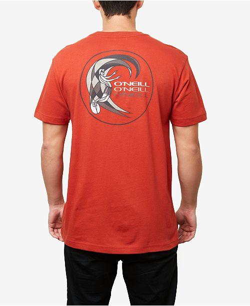 O'Neill Men's Circle Surfer Graphic Tshirt