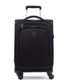"""CLOSEOUT! Infinity® Lite 4 21"""" Expandable Spinner Suitcase"""