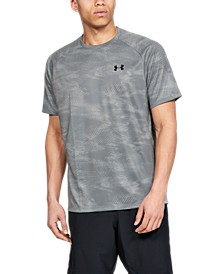 Men's Tech™ Printed Short Sleeve