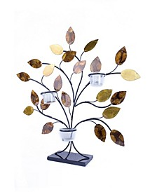 Tree Of Light Lacquered Table Decor
