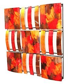 Heather Ann Creations Susanna Collection 9-Panel Wall Decor