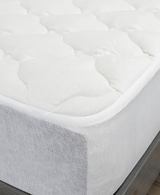 eLuxury Cooling Toddler and Crib Mattress Pad