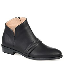 Journee Collection Women's Harlow Booties
