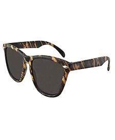 Big Boys and Girls Beachcomber Wayfarer Shape Sunglasses