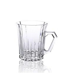 Bezrat Set of 6 Tea Cups with Handles