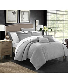 Khaya 8-Pc. Twin XL Comforter Set