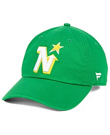 Minnesota North Stars Fan Relaxed Strapback Cap