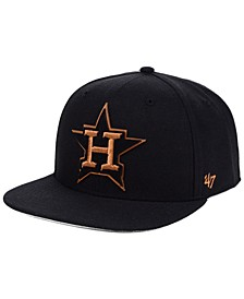 Houston Astros Townhouse Snapback Cap