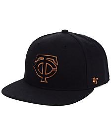 '47 Brand Minnesota Twins Townhouse Snapback Cap
