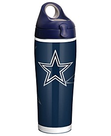 Dallas Cowboys 24oz Rush Stainless Steel Tumbler