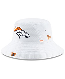 New Era Denver Broncos Training Bucket Hat