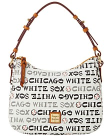 Dooney & Bourke Chicago White Sox Small Kiley Hobo Bag