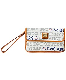 Dooney & Bourke Los Angeles Dodgers Milly Wristlet