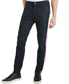Tommy Hilfiger Men's Slim-Fit Tapered Stretch Richards Vintage Denim Jeans, Created for Macy's
